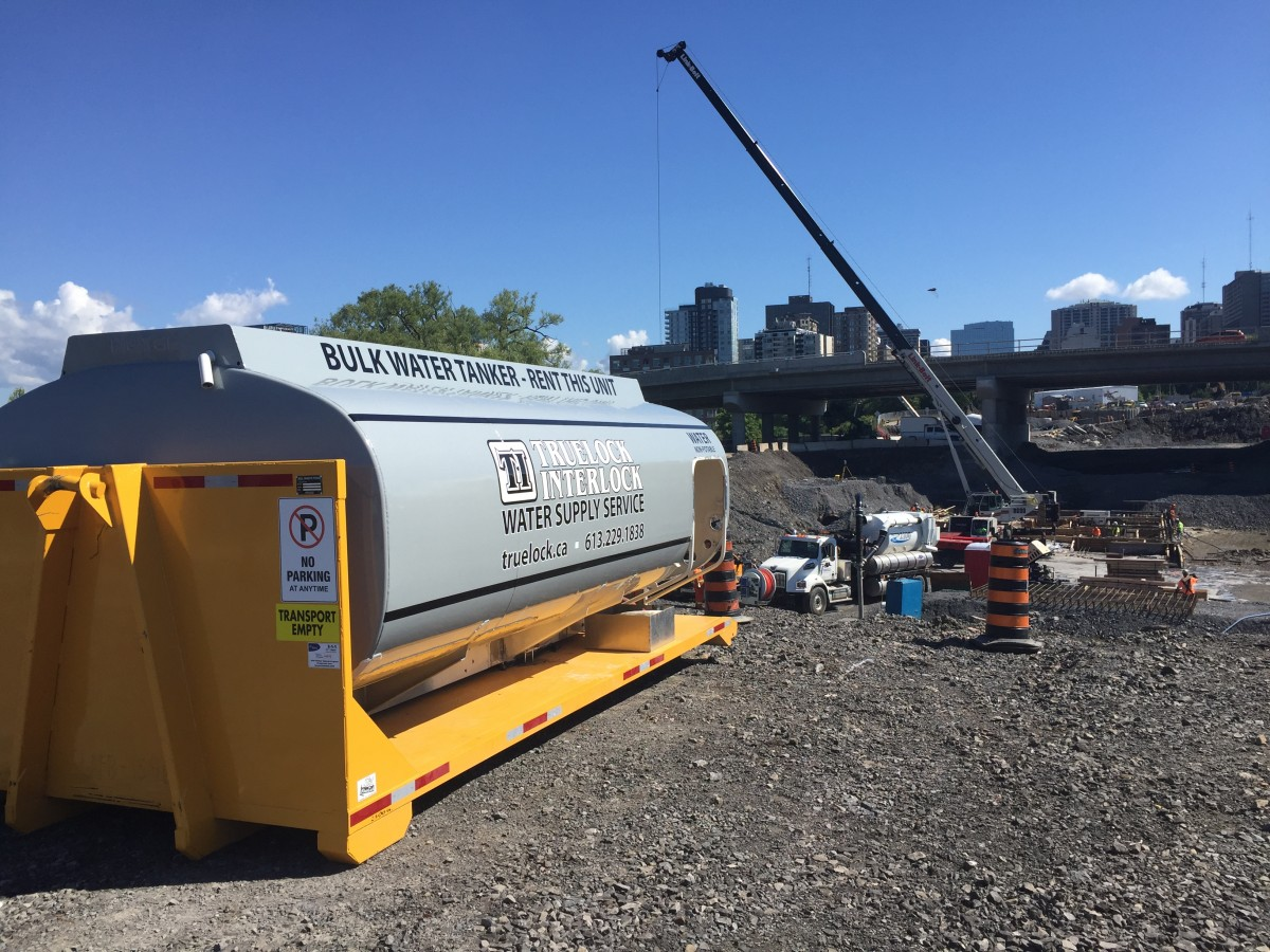 Landscaping Water Delivery Waste Management Snow Removal Ottawa